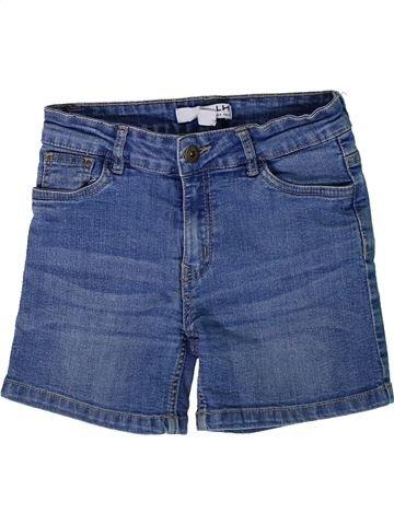 Short - Bermuda fille LH BY LA HALLE bleu 12 ans été #1308328_1