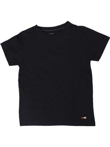 Camiseta de manga corta niño KIABI negro 5 años verano #1308338_1
