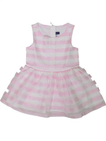 Vestido niña ORIGINAL MARINES rosa 2 años verano #1308352_1