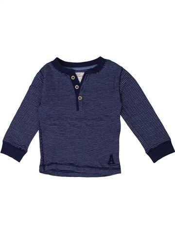 Camiseta de manga larga niño H&M azul 2 años invierno #1308573_1
