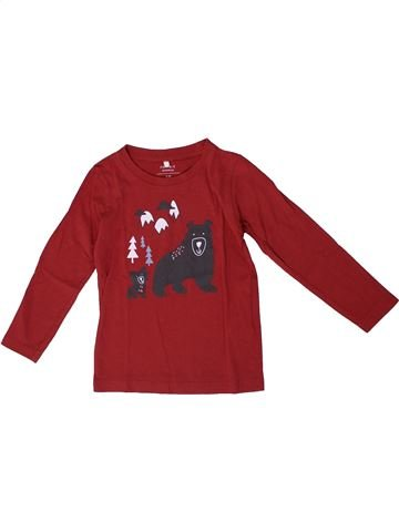 Camiseta de manga larga niño NAME IT violeta 3 años invierno #1308666_1