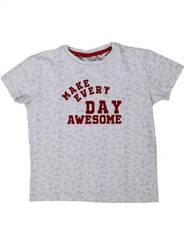 Camiseta de manga corta niño TAPE À L'OEIL gris 4 años verano #1308783_1