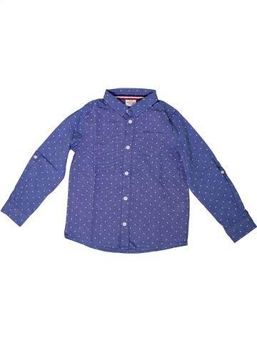 Camisa de manga larga niño TAPE À L'OEIL violeta 4 años invierno #1308791_1