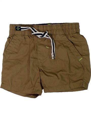 Short-Bermudas niño NEXT marrón 9 meses verano #1308820_1