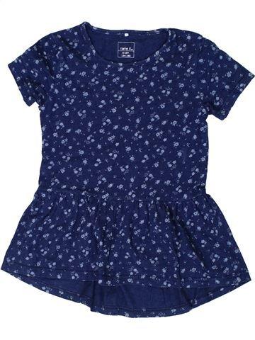 Camiseta de manga corta niña NAME IT azul 10 años verano #1308890_1