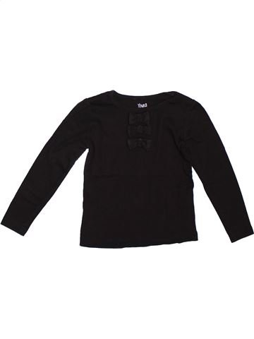 Camiseta de manga larga niña PRIMARK negro 5 años invierno #1308929_1