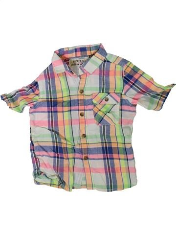 Camisa de manga corta niño NEXT gris 18 meses verano #1309382_1