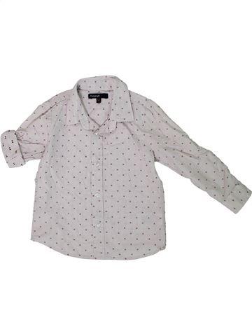Camisa de manga larga niño MARKS & SPENCER gris 3 años invierno #1309431_1