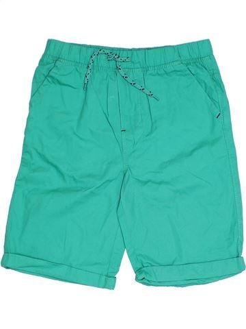 Short-Bermudas niño PRIMARK verde 7 años verano #1309512_1
