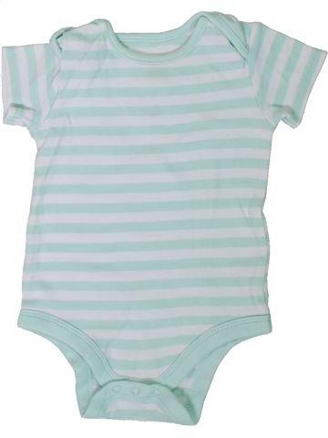 Camiseta de manga corta niño TU gris 9 meses verano #1309601_1