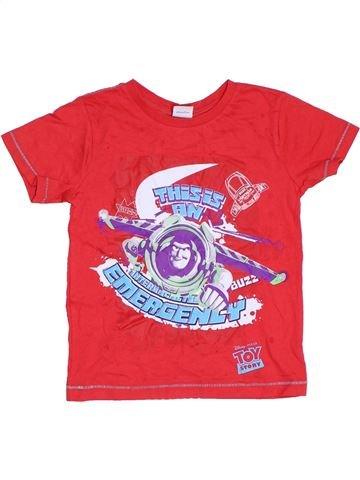 Camiseta de manga corta niño TU blanco 5 años verano #1309734_1