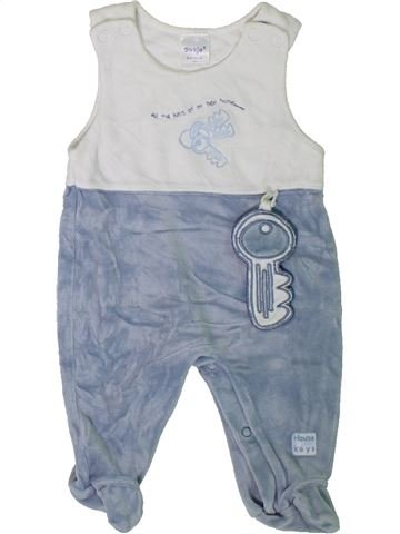 Pijama de 1 pieza niño DIRKJE azul 1 mes invierno #1309825_1