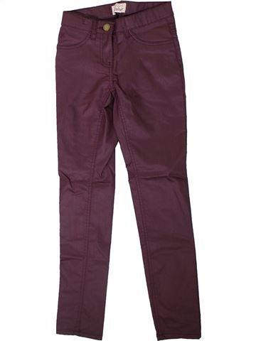 Pantalón niña ALIVE marrón 10 años verano #1309911_1