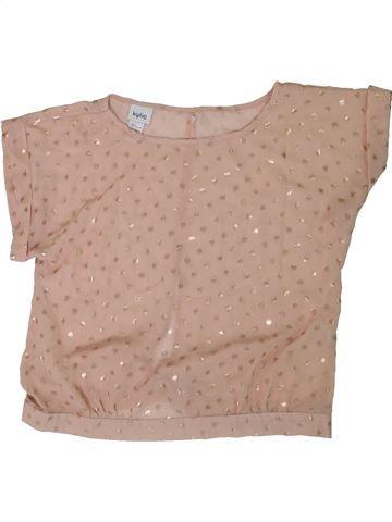 Blusa de manga corta niña KYLIE rosa 13 años verano #1309958_1