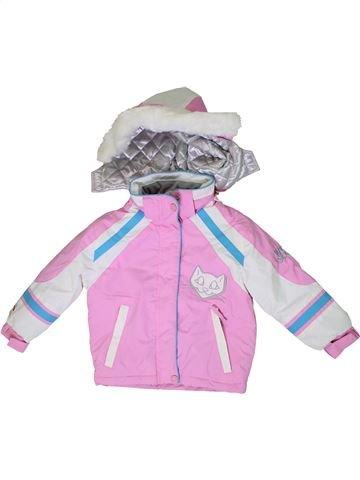 Abrigo niña WEST SCOUT rosa 2 años invierno #1309997_1