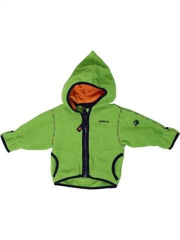 Chaleco niño JAKO-O verde 12 meses invierno #1310031_1