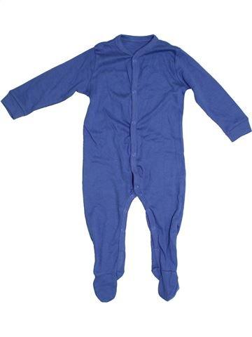 Pijama de 1 pieza niño AVENUE BABY azul 12 meses verano #1310148_1
