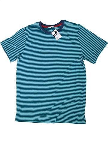 Camiseta de manga corta niño FLIPBACK azul 14 años verano #1310229_1