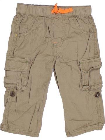 Pantalón niño NUTMEG beige 9 meses verano #1310235_1