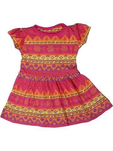 Vestido niña DUNNES STORES rojo 9 meses verano #1310308_1