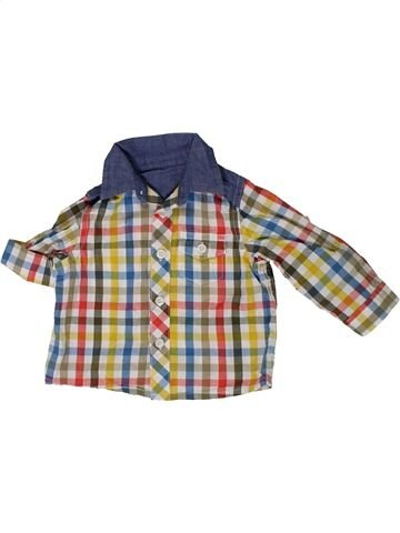 Camisa de manga larga niño MOTHERCARE gris 6 meses invierno #1310322_1