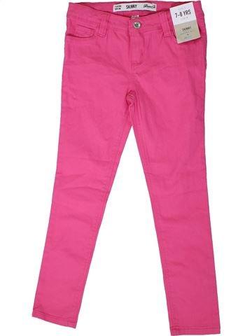 Pantalón niña PRIMARK rosa 8 años verano #1310327_1