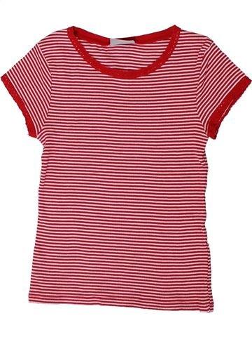 Camiseta de manga corta niña MATALAN violeta 9 años verano #1310331_1