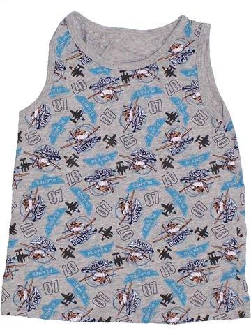 Top - Camiseta de tirantes niño GEORGE gris 5 años verano #1310341_1