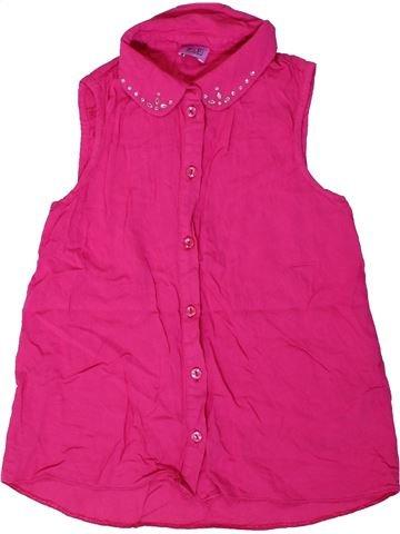 Blusa de manga corta niña F&F rosa 9 años verano #1310342_1