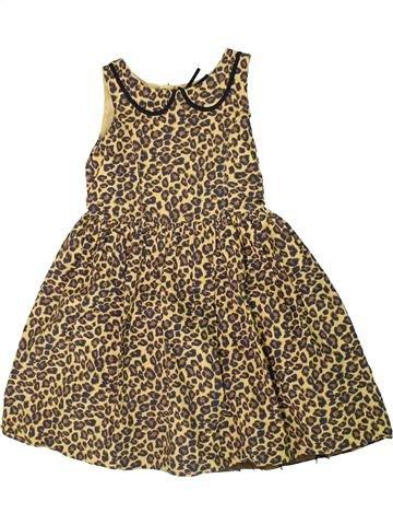 Vestido niña NEXT marrón 9 años verano #1310367_1