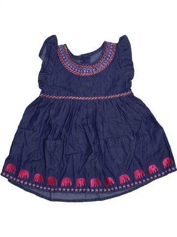Vestido niña DUNNES STORES azul 2 años verano #1310444_1