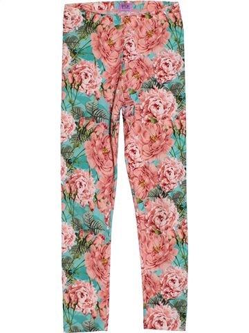 Legging niña F&F rosa 7 años verano #1310473_1