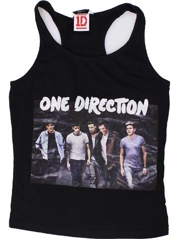 Camiseta sin mangas niña NEW LOOK negro 13 años verano #1310530_1