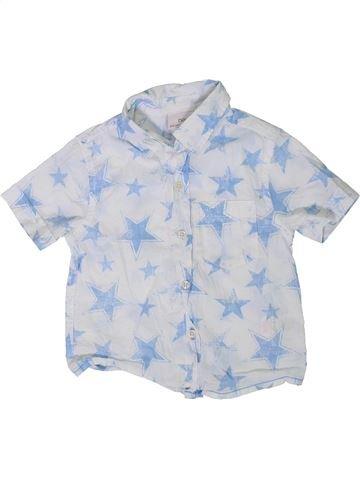 Camisa de manga corta niño NEXT gris 18 meses verano #1310583_1