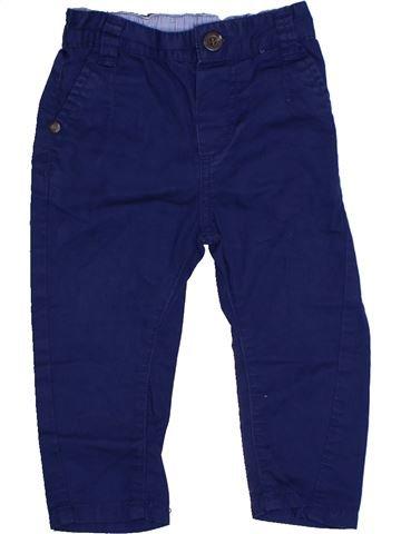 Pantalón niño MOTHERCARE azul 6 meses verano #1310624_1