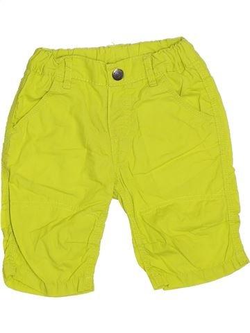 Short-Bermudas niño DOPODOPO verde 3 años verano #1310663_1