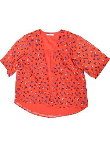Chaleco niña MARKS & SPENCER naranja 14 años verano #1310666_1