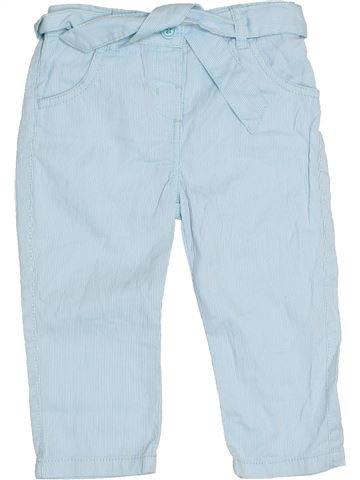 Pantalón niña MATALAN gris 3 años verano #1310731_1