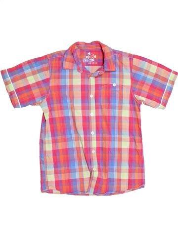 Camisa de manga corta niño POP CULTURE rosa 11 años verano #1310798_1