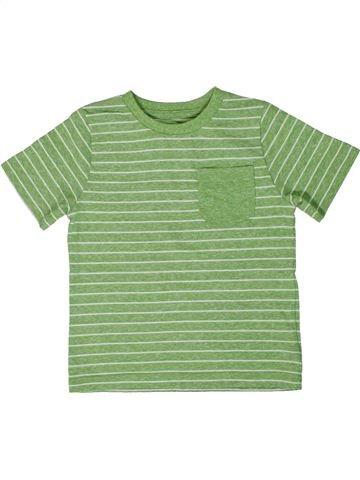 Camiseta de manga corta niño MOTHERCARE verde 4 años verano #1310811_1