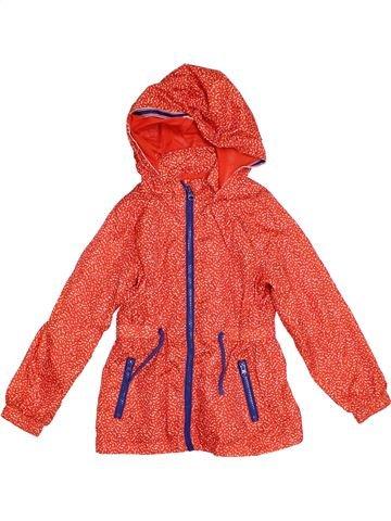 Anorak-Trinchera niña TU naranja 6 años verano #1310860_1