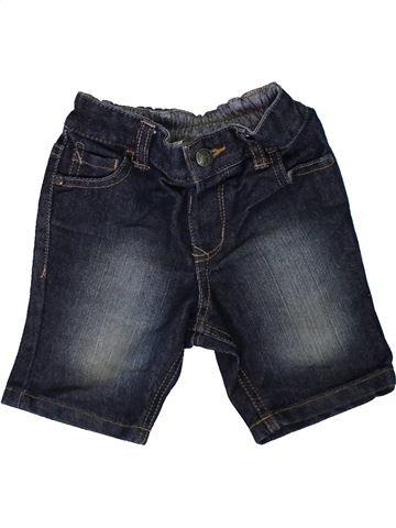 Short-Bermudas niño GEORGE negro 12 meses verano #1310914_1