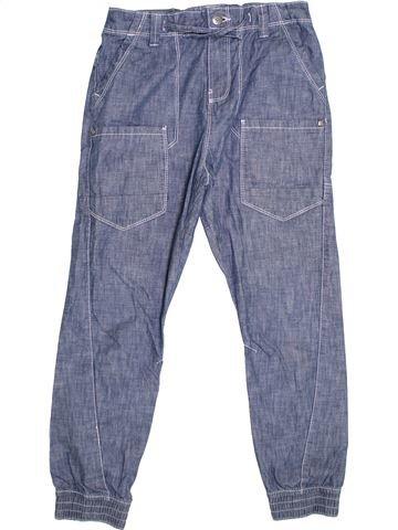 Pantalón niño NEXT gris 10 años verano #1310943_1