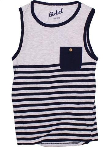 Top - Camiseta de tirantes niño PRIMARK blanco 11 años verano #1311020_1