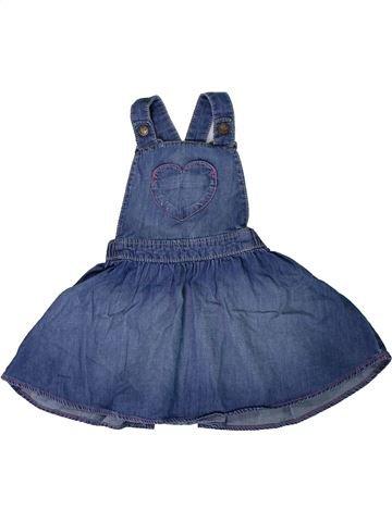 Vestido niña GEORGE azul 18 meses verano #1311024_1