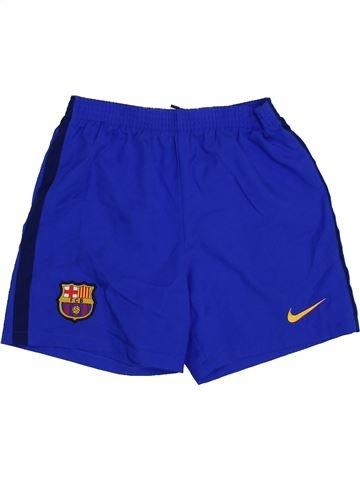 Pantalon corto deportivos niño NIKE violeta 7 años verano #1311126_1