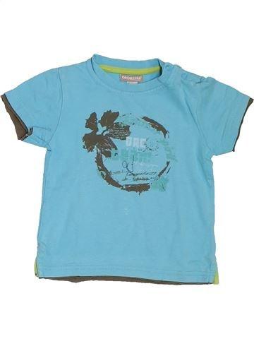 Camiseta de manga corta niño ORCHESTRA azul 2 años verano #1311227_1