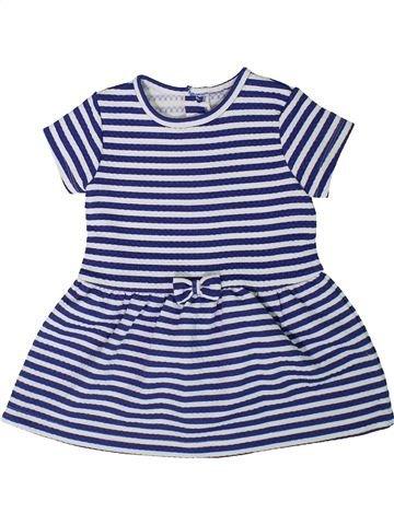 Vestido niña DUNNES STORES azul 9 meses verano #1311267_1