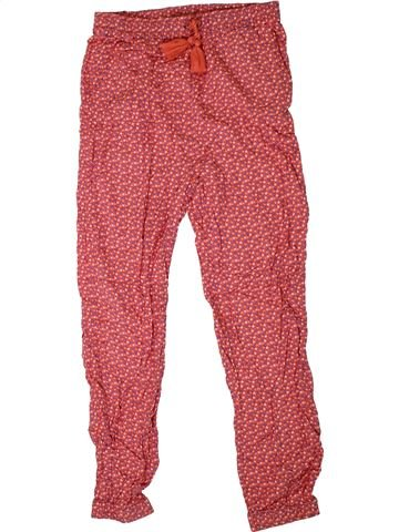 Pantalón niña GEORGE rosa 11 años verano #1311276_1