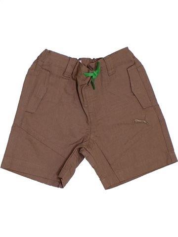 Short-Bermudas niño PUMA marrón 12 meses verano #1311293_1